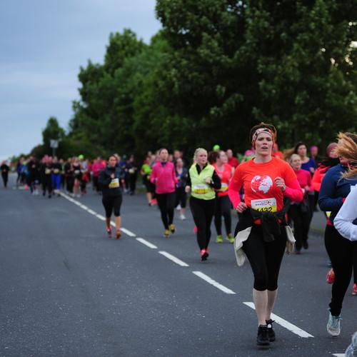 5 km runners