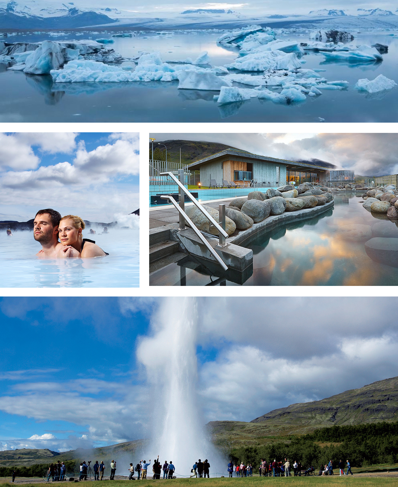 Reykjavik Excursion tours - example of tours